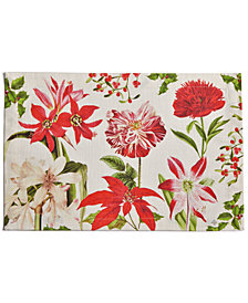 Split P Holiday Botanical Placemat
