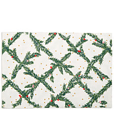 kate spade new york Pine Needles Placemat