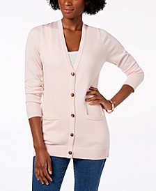 Charter Club Cardigan Sweater, Created for Macy's
