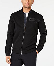 A|X Armani Exchange Men's Logo-Print Jacket