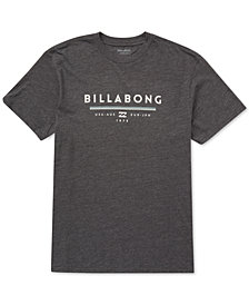 Billabong Men's Untiy Logo Graphic T-Shirt