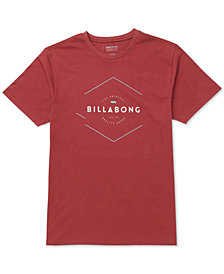 Billabong Men's Snapshot Logo Graphic T-Shirt