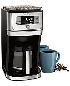 Cuisinart Burr Grind & Brew 12-Cup Coffeemaker
