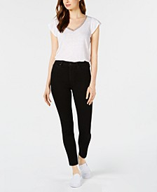 Charlie High-Rise Ankle Skinny Jeans