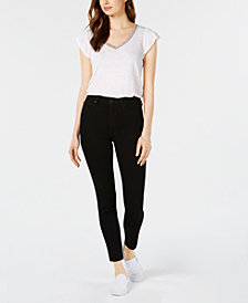 Joe's Jeans Charlie High-Rise Ankle Skinny Jeans