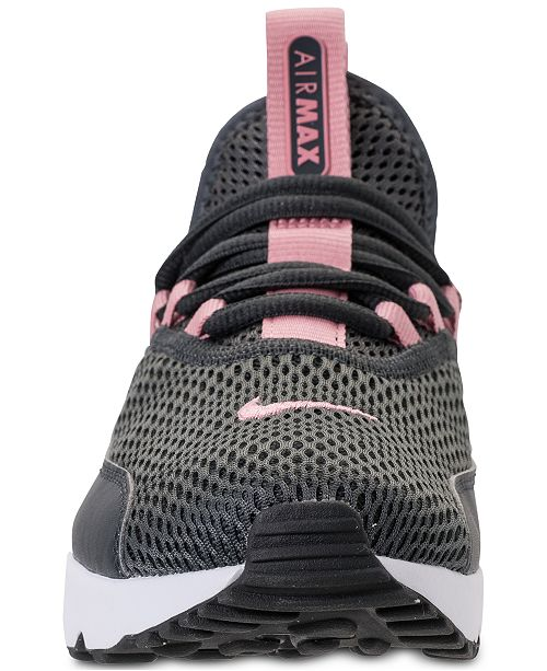 be87133fc6bcb ... Nike Girls  Air Max 90 Ultra 2.0 Ease Casual Sneakers from Finish ...