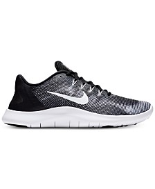 Nike Men's Flex Run 2018 Running Sneakers from Finish Line