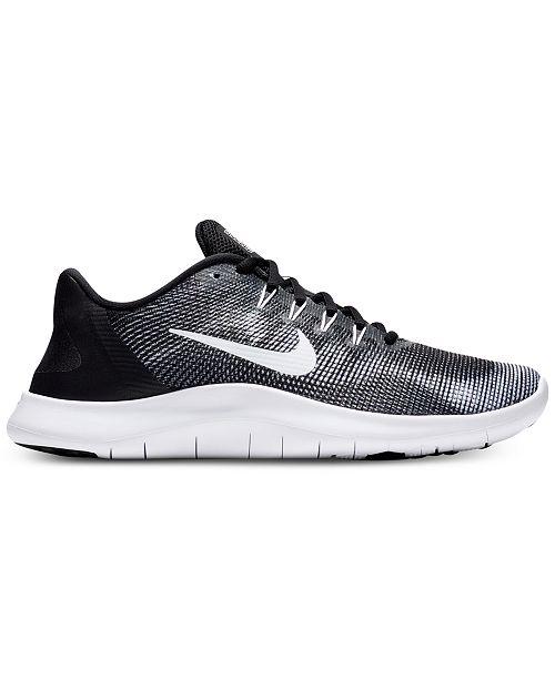 Nike Men's Flex Run 2018 Running Sneakers from Finish Line