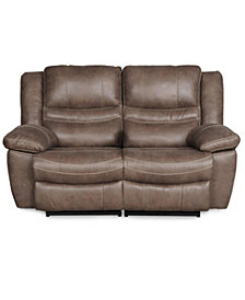 Liam Manual Loveseat