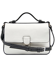 Nine West Double Flap Top-Handle Crossbody