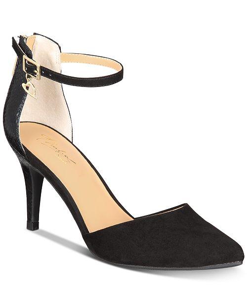 Thalia Sodi Vanesssa Pointed-Toe Pumps, Created for Macy's