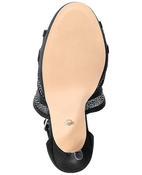 2abdd77c897a Nina Fenna Platform Evening Sandals   Reviews - Sandals   Flip Flops ...