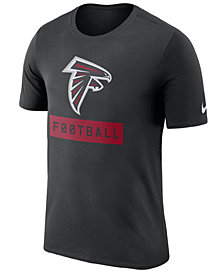 Nike Men's Atlanta Falcons Legend Football Equipment T-Shirt