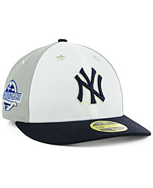 New Era New York Yankees All Star Game Patch Low Profile 59FIFTY Fitted Cap 2018
