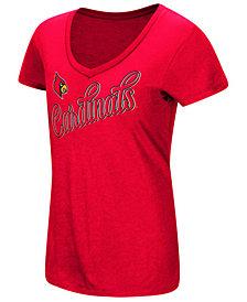 Colosseum Women's Louisville Cardinals Big Sweet Dollars T-Shirt
