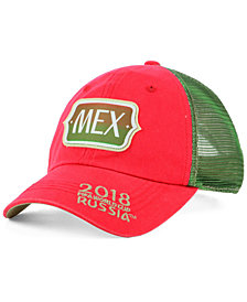 Top of the World Mexico World Cup Flagtacular Snapback Cap 2018