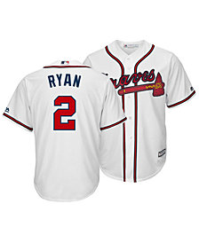 Majestic Men's Matt Ryan Atlanta Braves NFLPA Replica Cool Base Jersey