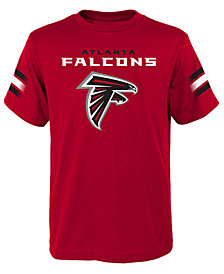 Outerstuff Atlanta Falcons Goal Line T-Shirt, Big Boys (8-20)