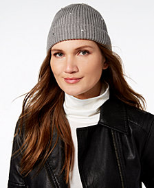 kate spade new york Bedazzled Wool Beanie