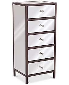 Iven 5-Drawer Cabinet, Quick Ship