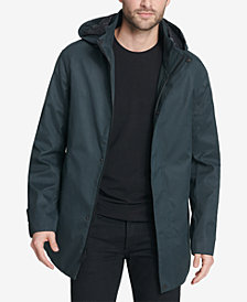 DKNY Men's Parka with Detachable Hood, Created for Macy's