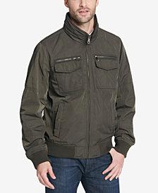 Tommy Hilfiger Men's Four-Pocket Filled Performance Jacket