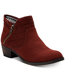 Abby Ankle Booties, Created for Macy's