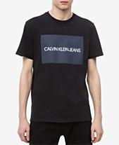 70674832d3b Calvin Klein Jeans Men s Logo-Print T-Shirt