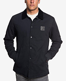 Quiksilver Men's Kofuji Coaches Jacket