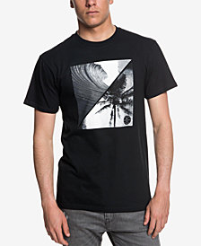 Quiksilver Men's Colorful Night Graphic T-Shirt