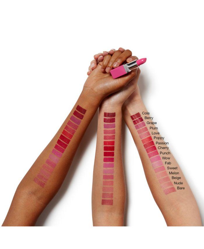 Clinique Pop Lip Colour + Primer, 0.13 oz. & Reviews - Makeup - Beauty - Macy's