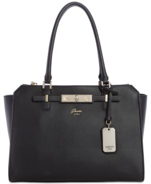 Image of Guess Cherie Status Carryall Satchel