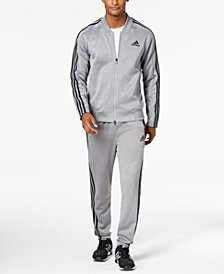 Adidas Men's Squad ID Snap Track Collection