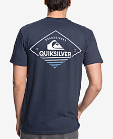 Quiksilver Men's Bermuda Logo Graphic T-Shirt
