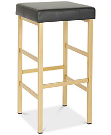 "Hendry 30"" Bar Stool, Quick Ship"