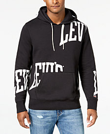 Levi's® Limited: Old School Men's Original Pullover Hoodie, Created for Macy's