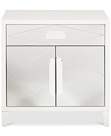 Richford Overlay Door Chest, Quick Ship