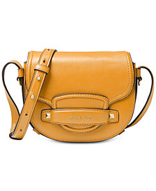 MICHAEL Michael Kors Saddle Crossbody
