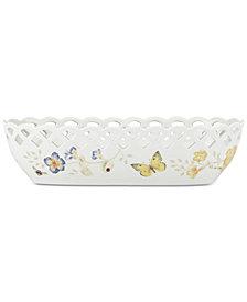 Lenox Butterfly Meadow Bread Basket