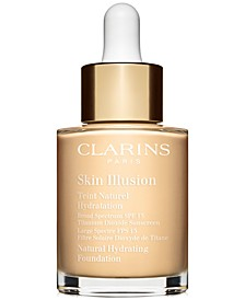 Skin Illusion SPF 15, 1 fl. oz.