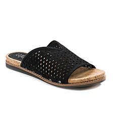 Lucca Lane Belinda Slip-On Sandals