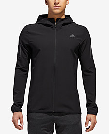 adidas Men's Response Hooded Jacket