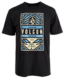 Volcom Men's Rabid Logo Graphic T-Shirt, Created for Macy's