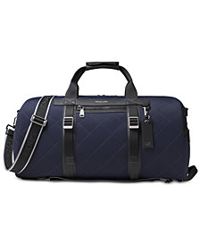 Michael Kors Men's Odin Neoprene Duffel Backpack