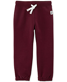 Carter's Toddler Boys Fleece Jogger Pants