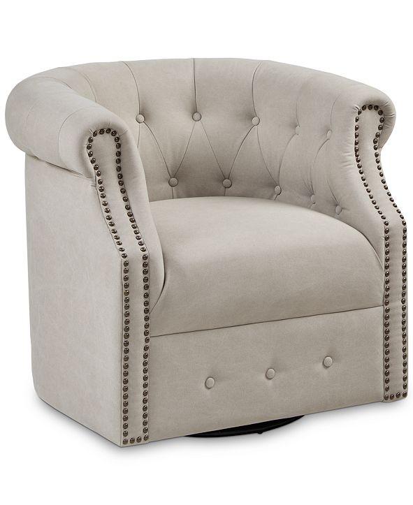 Furniture Cavson Swivel Chair