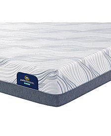Serta Perfect Sleeper 13.75'' Presson Hybrid Plush Mattress- Queen