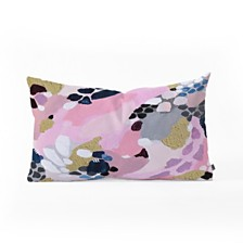 Deny Designs Laura Fedorowicz Pink Cloud Oblong Throw Pillow