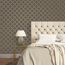 Inspire Me! Home Décor for Tempaper Layered Love Self-Adhesive Wallpaper