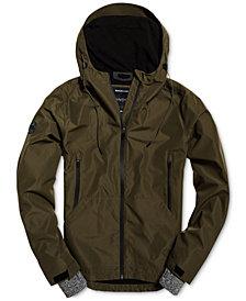 Superdry Men's Hooded Elite Windcheater Jacket